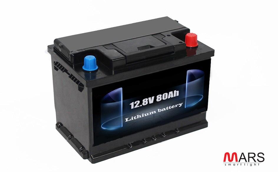 Harga Baterai 12.8V80Ah di indonesia