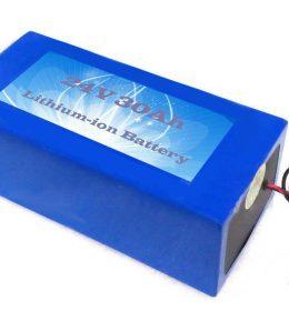 Jual Baterai Lithium Lampu PJUTS 24V 30Ah Murah Berkualitas