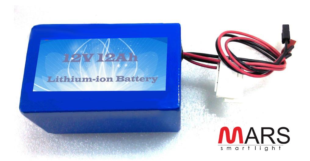 Jual Baterai Lithium LiFePO4 12V 12Ah Berkualitas
