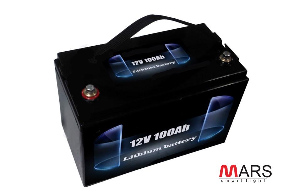 Jual Baterai Lithium untuk Untuk Lampu PJUTS 12V 100Ah