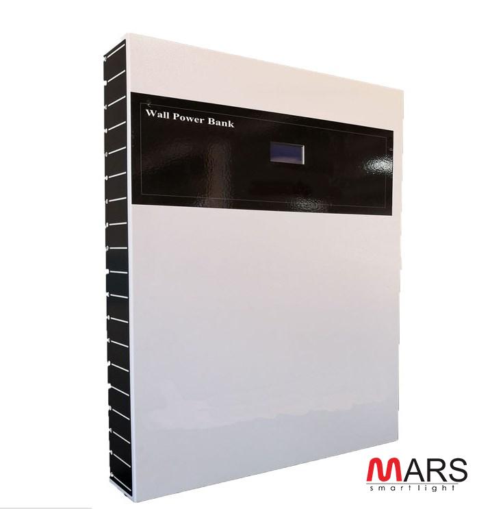 Jual Wall Power Bank 51.2V 99Ah LiFePO4 Battery