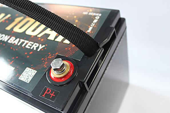 12V 50AH LiFePO4 Lithium Battery (HD) 2