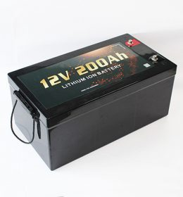 Baterai 12V 200AH LiFePO4 Lithium Battery (HD)Rechargeable murah