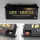 Battery Lithium ion 12V 180Ah 2