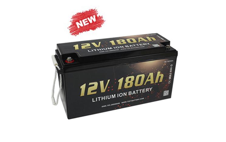 Beli 12V 180Ah LiFePO4 Lithium Battery Berkualitas