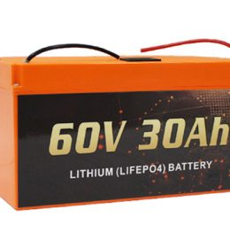 Distributor Baterai motor listrik 60V 30Ah Electric Scooter Lithium Battery