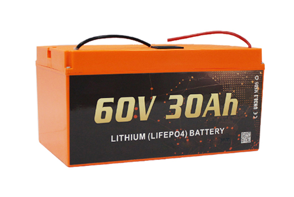 Distributor Baterai motor listrik 60V 30Ah Electric Scooter Lithium Battery