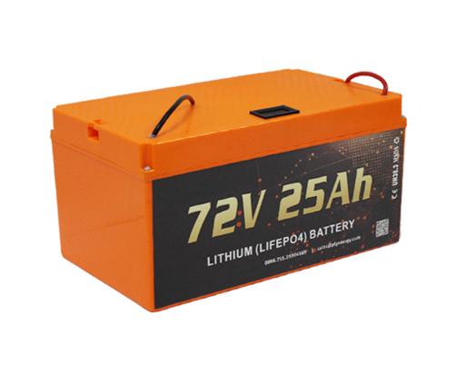 Jual baterai 72V 25Ah Electric Scooter Lithium Battery Murah berkualitas