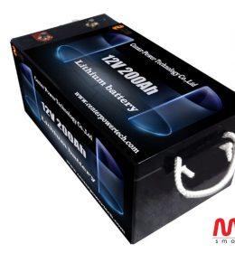 Jual baterai Mah Besar Untuk Mobil listrik motor listrik mobil golf listrik 12V 200Ah