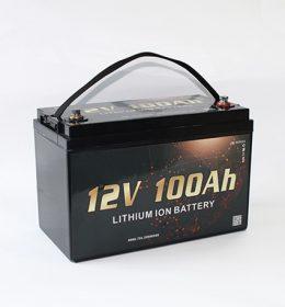 jual aki kering 12v 100ah LiFePO4 Lithium Battery (HD)
