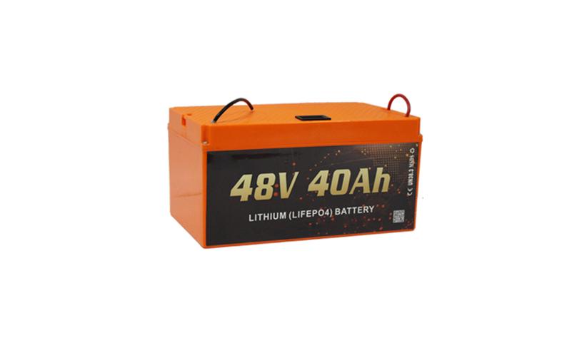 Baterai Motor Listrik 48V 40Ah Electric Scooter Lithium Battery murah di surabaya