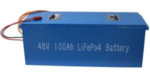 Harga baterai 48V 100Ah LiFePo4 Battery 2