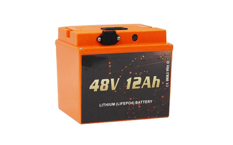 Pabrik Baterai sepeda listrik surabaya jual 48V 12Ah Electric Scooter Lithium Battery
